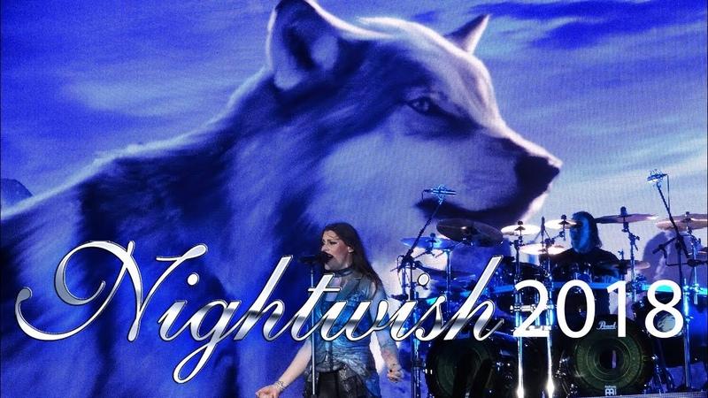NIGHTWISH - Elan (Live 2018 @ Fortarock Nijmegen 02.06.2018)