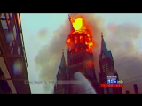 the CHURCH is on FIRE