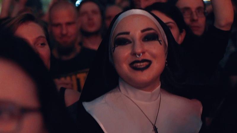 POWERWOLF - Stossgebet (Tour Recap Video) | Napalm Records