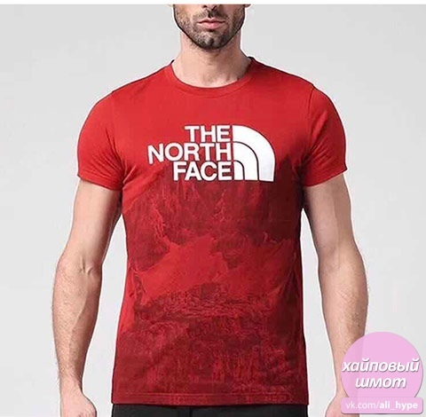 Футболки TNF -