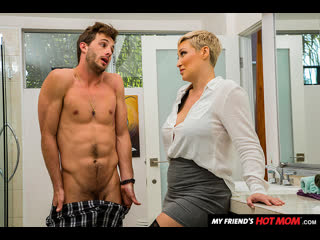 Naughty america my friend's hot mom / ryan keely & lucas frost