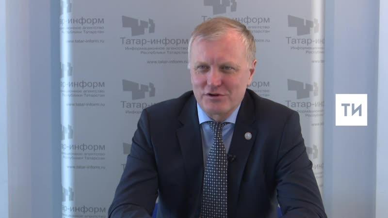 Глава Бавлинского района о развитии туризма памятнике от Бекмамбетова и последствиях засухи