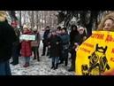 Митинг.1 часть. Люберцы против мусоросборников для Севера России
