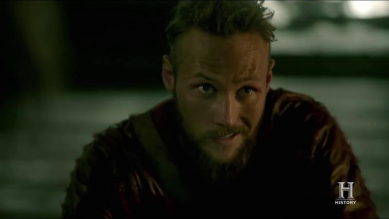 Vikings - Floki Returns To Kattegat [Season 5 Official Scene] (5x05) [HD]