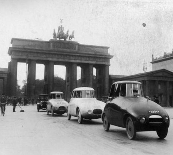 Берлин, 1931 год.