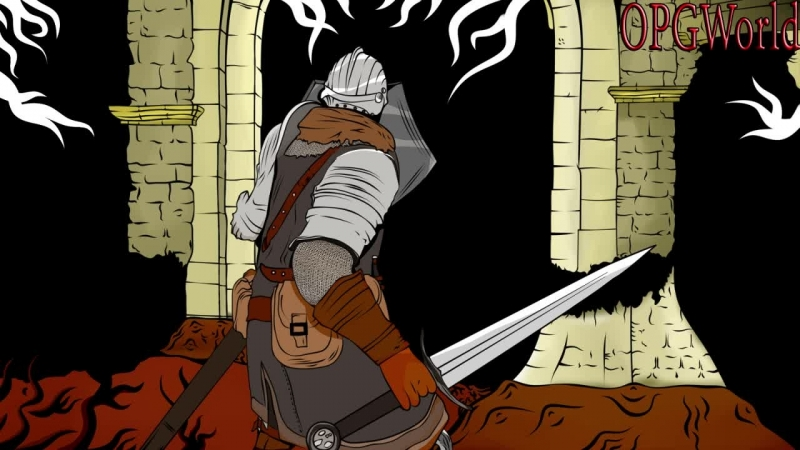 Dark Souls II: Crown Of The Ivory King - Логичный конец. (Одно кончается другое начинается).