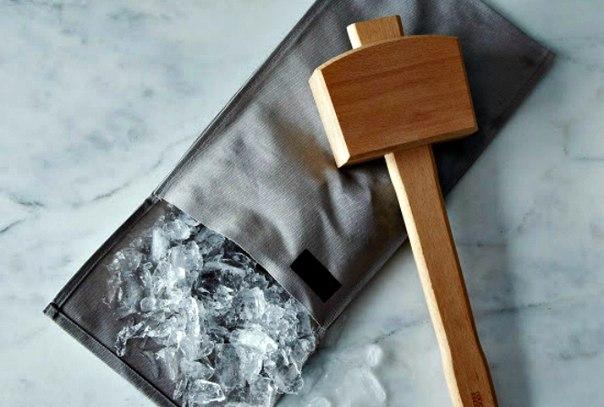 Штука: Успокаивающий способ для колки льда