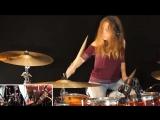 La Grange (ZZ Top) drum cover by Sina