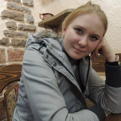 Анастасия Гаврилова, 4 октября 1989, Чебоксары, id134994352