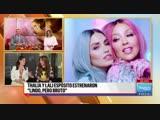 Entrevista Completa de Lali y Thalia en Despierta America