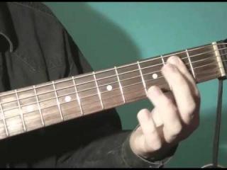 Как играть Урал-байкер-блюз Чижа