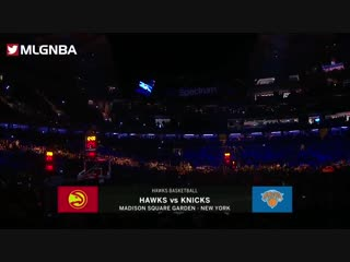 Atlanta Hawks vs New York Knicks Full Game Highlights _ 10.17.2018, NBA Season