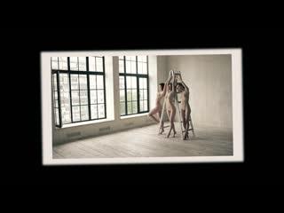 Backstage workshop stakis laus. models - tatiana skorobogatova, johnni ev, inga lis.