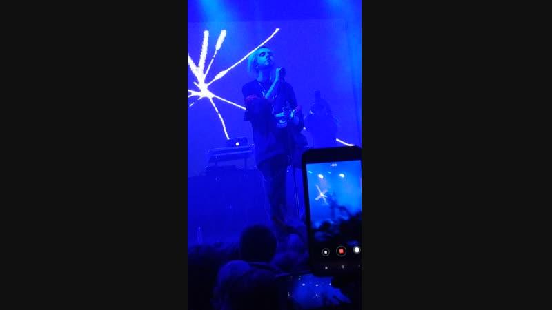STED.D x Pyrokinesis 18.11 Москва Arbat Hall | Андрюша мы тебя любим!