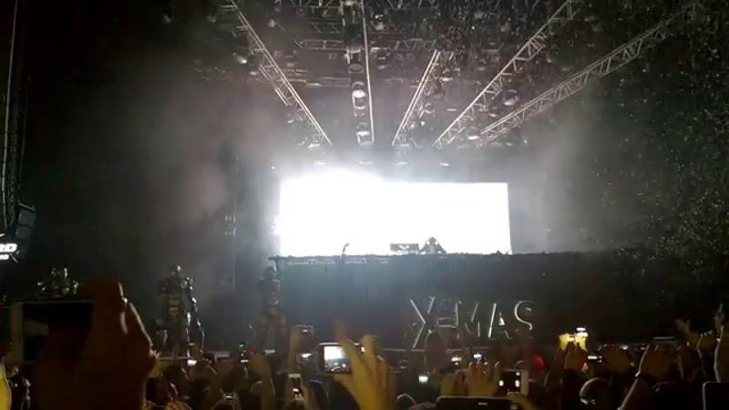 Record Closing Party: Black X-mas. Прощание с Рекорд. DJ Цветкоff