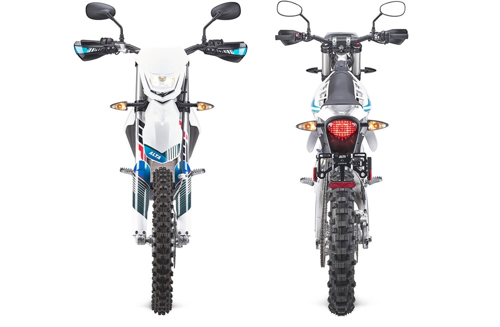 Электроцикл Alta Motors Redshift EXR 2019