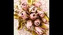 ARTESANATO ♥ Rosas vintage com caixas de ovos ♥