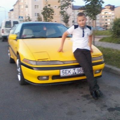 Антон Ярошевич, 27 июня , Слуцк, id166060189