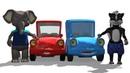 Это моя машинка!Развивающие мультики про цветные машинки для детей