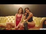 Keisha Grey, Riley Reid - Blacked, Vixen, Tushy и толпа порнозвезд