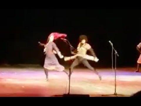 ансамбль Рустави - танец Тушури