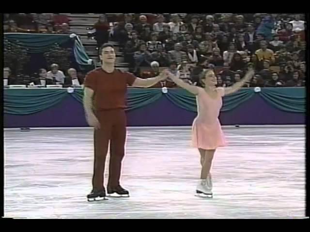 Gordeeva Grinkov (RUS) - 1994 Canadian Professionals, Pairs' Artistic Program