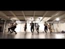 SAM FELDT ft AKON - YES   DANCEHALL CLASS    BY ANDREY BOYKO