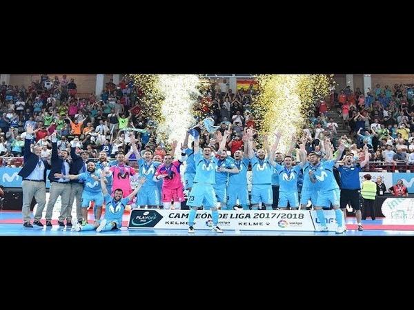 LNFS | Final | Jogo 5 | Movistar Inter 1 (3) - (1) 1 Barcelona Lassa