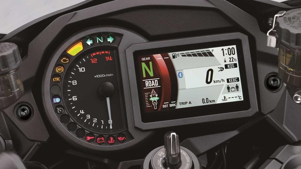 EICMA 2018: гипербайк Kawasaki Ninja H2 SX SE+ 2019