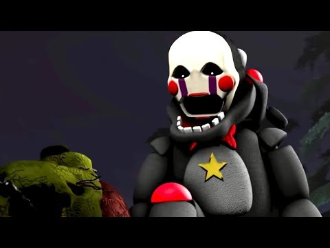 Rise of springtrap 2 song