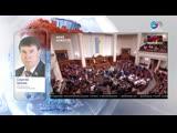 Сенатор Цеков надеется на улучшения отношений РФ с Украиной, где президентом стал Зеленский