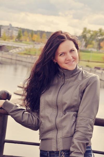 Ольга Лукашевич, 5 января 1995, Минск, id40607954