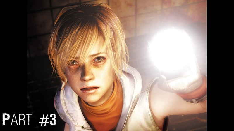 Silent Hill 3 Прохождение на 100% сложность загадки Hard Part 3 PC Rus
