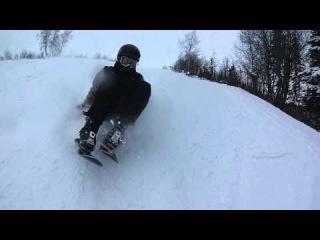 360 skiboards