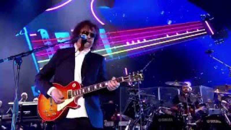 JEFF LYNNE'S ELECTRIC LIGHT ORCHESTRA- Live at Hyde Park 2014 014 Rock 'N' Roll Is King
