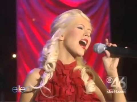 Herbie Hancock ft. Christina Aguilera - A Song for You (Live at Ellen 2005)