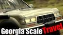 Rc Car TLC 80 Georgia Scale Travel