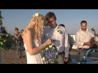 Wedding in Crete, at Knossos Beach Bungalows & Suites