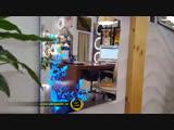 LED-Зеркало с бабочками DelGallo