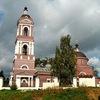 Храм Успения Божией Матери села Богослово