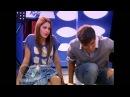 Смешной момент из сериала Виолетта,в одно и то же время Леон все меняет своей заботливостью.