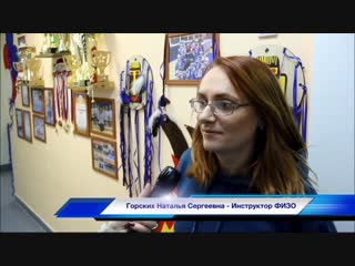 Выпуск новостей на Первом канале. Детский сад