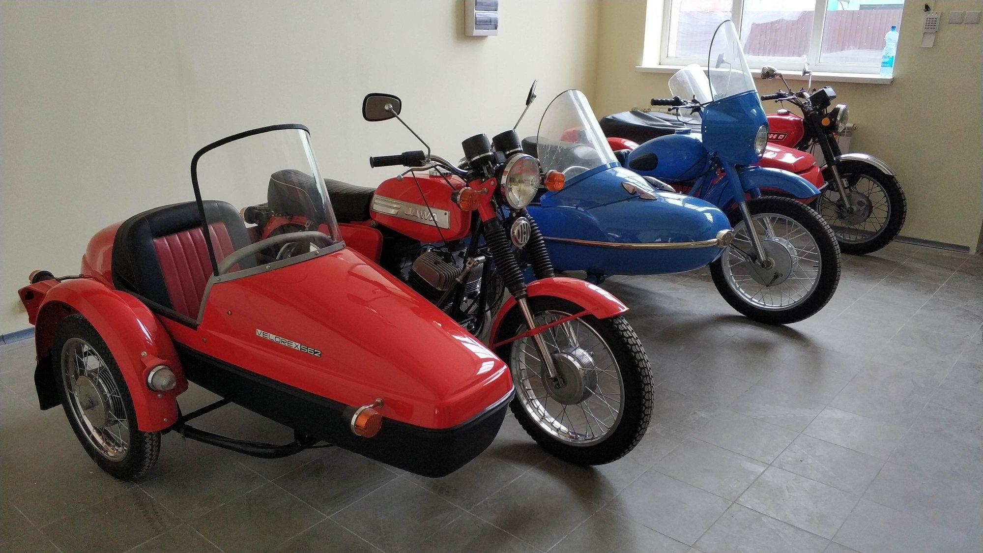 В Советске представят коллекцию автомототехники времен СССР