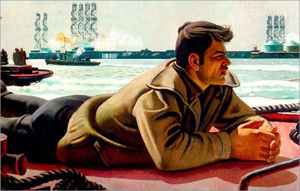Суровый стиль Направление в реалистической советской живописи, характерное для рубежа 1950-х и 1960-х годов.Часто Суровый стиль рассматривается как противопоставление неискренности и фальши