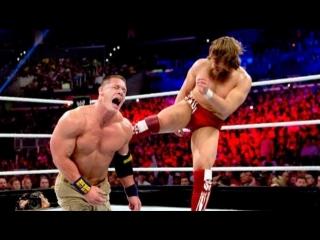 (WWE Mania) SummerSlam 2013 John Cena(c) vs Daniel Bryan-WWE Championship