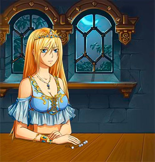 Принцесса Акеми