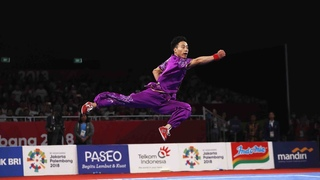 China grabs first gold for fifth consecutive time at 2018 Asian Games