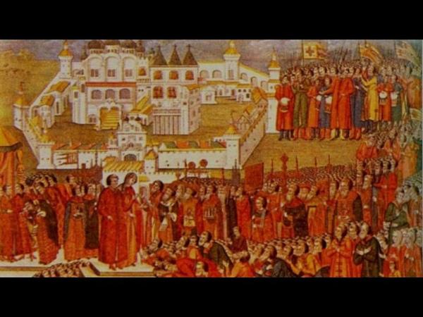 Помазание на царство (рассказывает Александр Марей)
