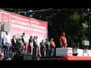 Выступление Виктора Петровича Чупахина на митинге 22 .09.2018г.