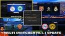 Multi Switcher V8 1 1 Update   PES 2017